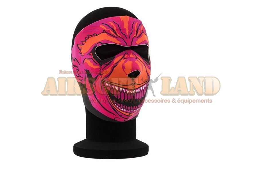 Masque neoprene integral type jocker