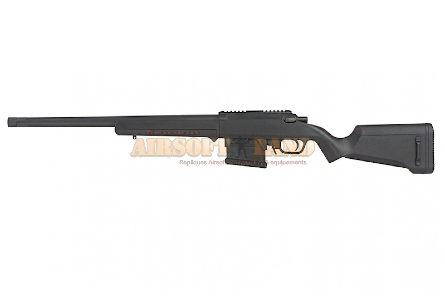 ARES Amoeba STRIKER S1 black