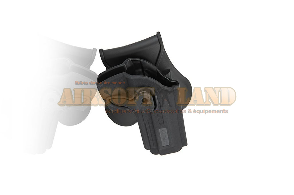 Paddle holster Glock 21 Cytac
